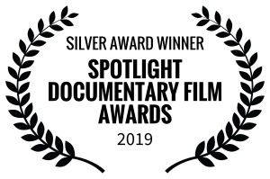 SILVERAWARDWINNER-SPOTLIGHTDOCUMENTARYFILMAWARDS-2019
